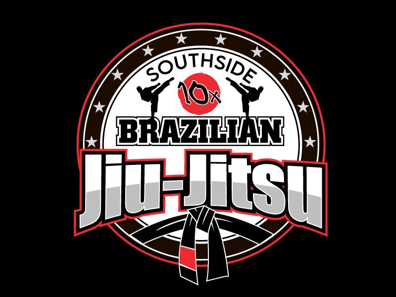SOUTHSIDE BRAZILIAN JIU-JITSU logo design by uttam