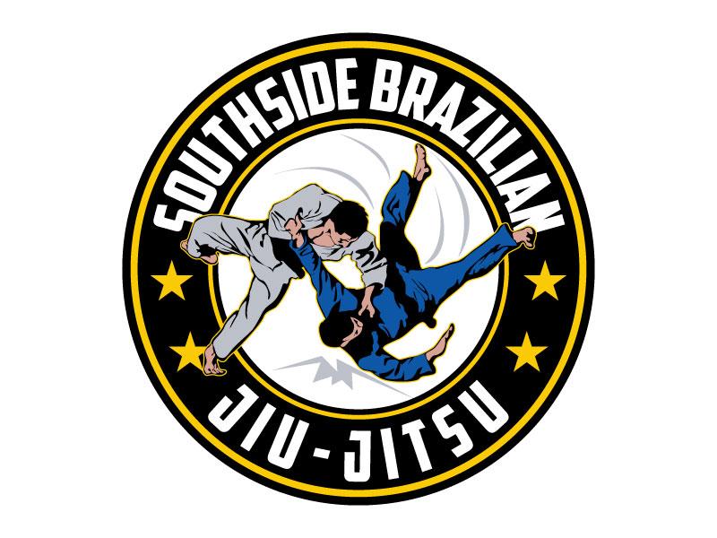 SOUTHSIDE BRAZILIAN JIU-JITSU logo design by Suvendu
