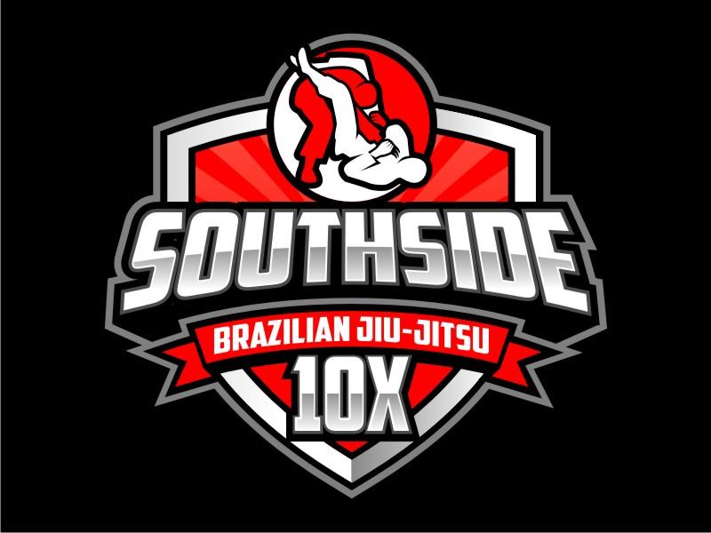SOUTHSIDE BRAZILIAN JIU-JITSU logo design by haze
