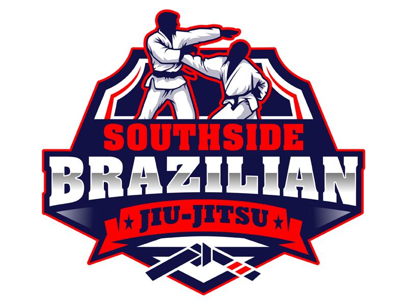 SOUTHSIDE BRAZILIAN JIU-JITSU logo design by MAXR