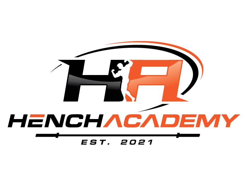 Hench Academy logo design by REDCROW