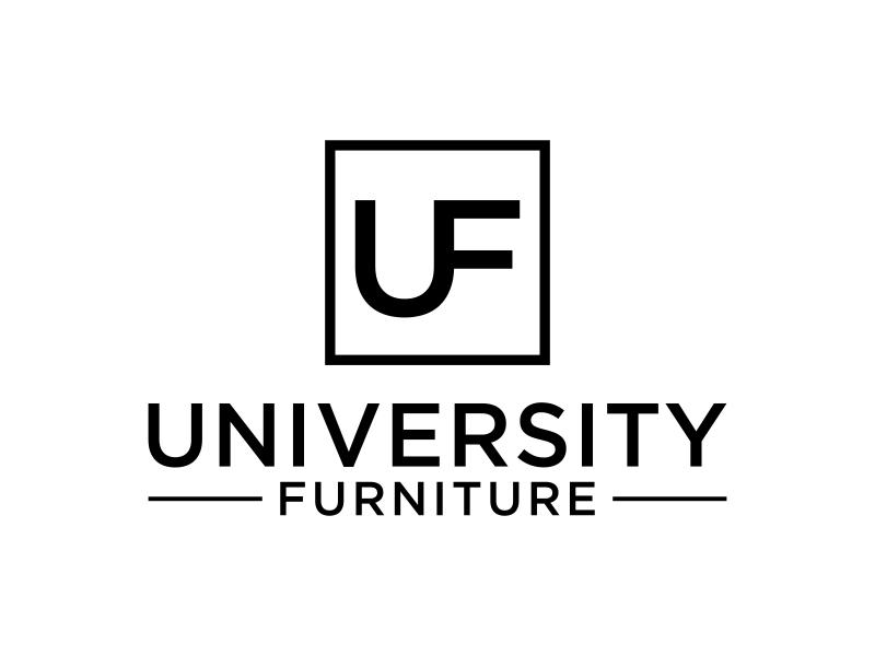 University Furniture logo design by haidar