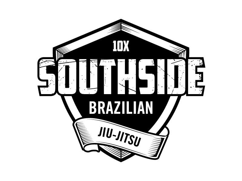 SOUTHSIDE BRAZILIAN JIU-JITSU logo design by torresace