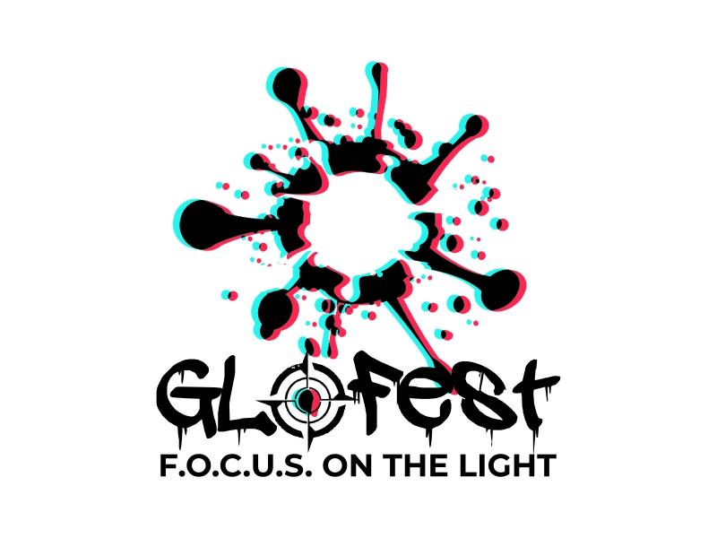 GLOFEST logo design by ekitessar