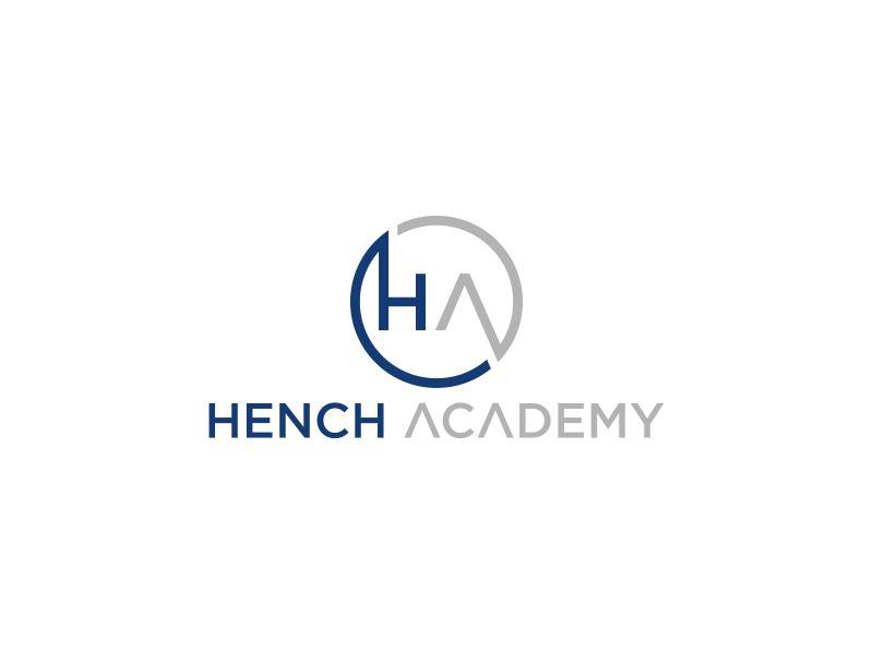 Hench Academy logo design by Diponegoro_