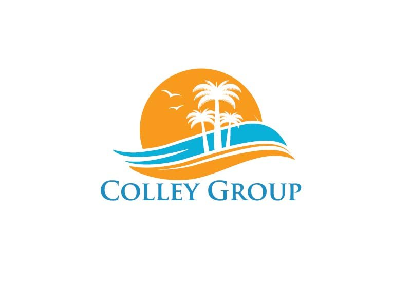 Colley Group logo design by GreenLamp
