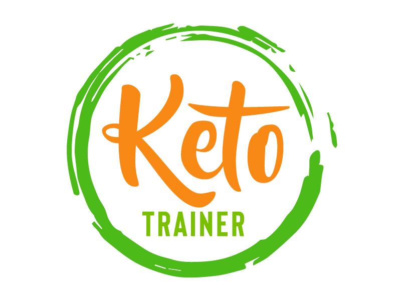 Keto Trainer logo design by ElonStark