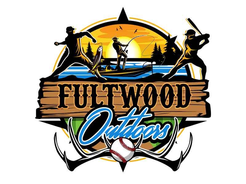 Fultwood Outdoors Logo Design