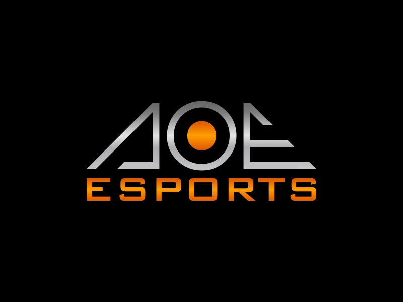 AoE Esports logo design by KaySa