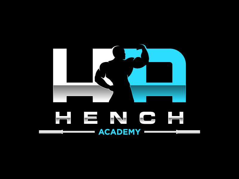 Hench Academy logo design by torresace