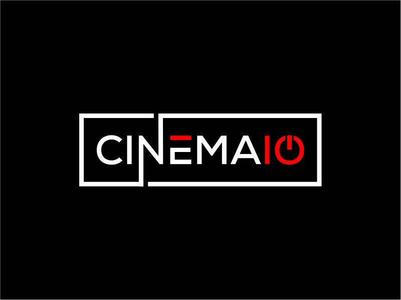 Cinemaio logo design by fadlan