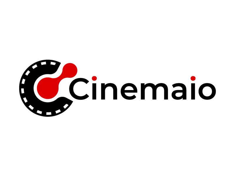 Cinemaio logo design by kgcreative
