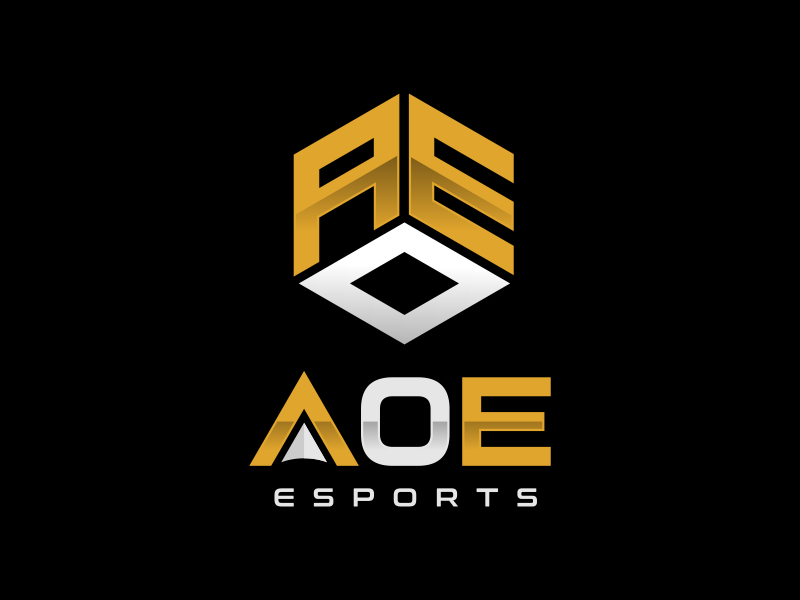 AoE Esports logo design by MRANTASI