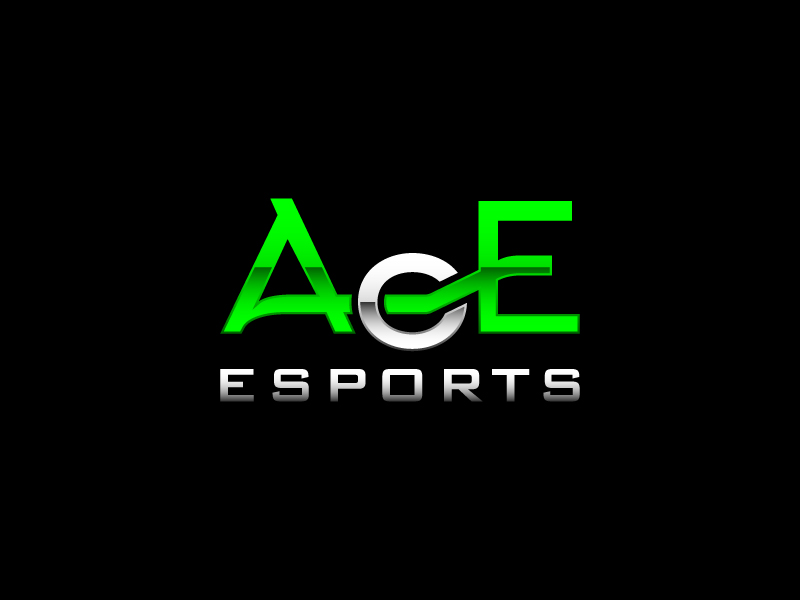 AoE Esports logo design by LogOExperT
