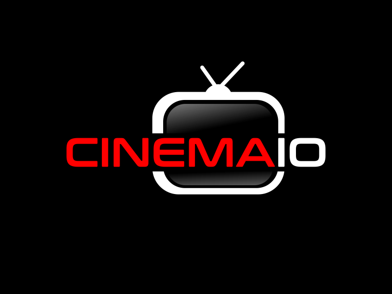 Cinemaio logo design by MRANTASI