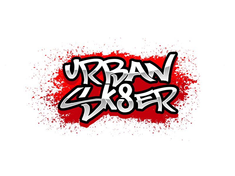 Urban Sk8er logo design by LogOExperT