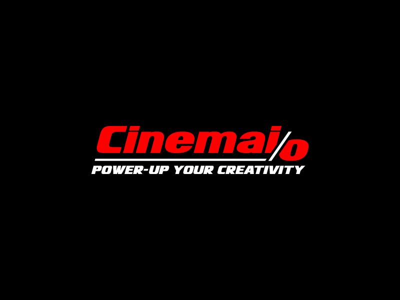 Cinemaio logo design by LogOExperT
