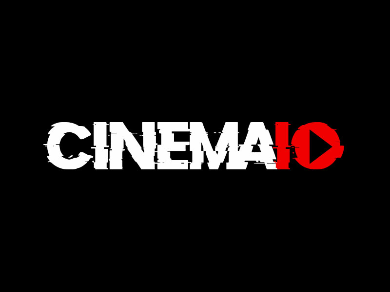 Cinemaio logo design by kunejo
