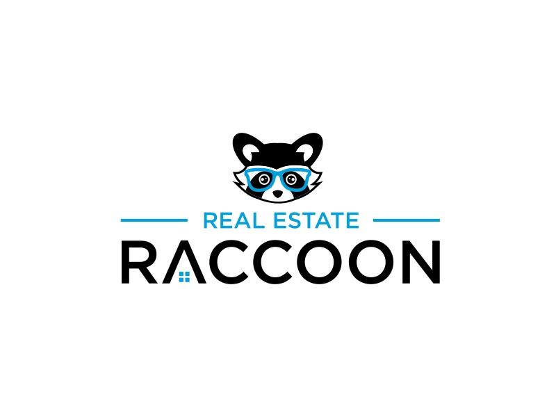 Real Estate Raccoon logo design by GassPoll