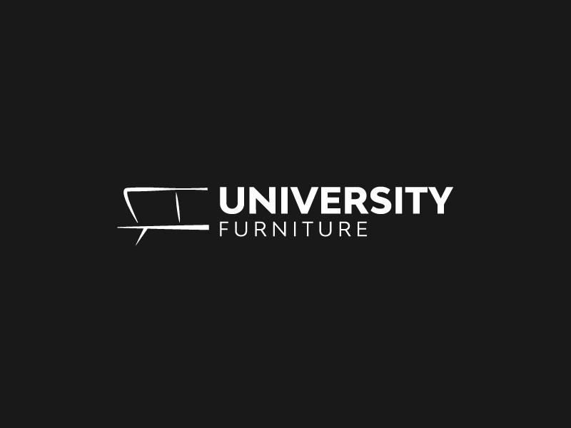 University Furniture logo design by Sami Ur Rab