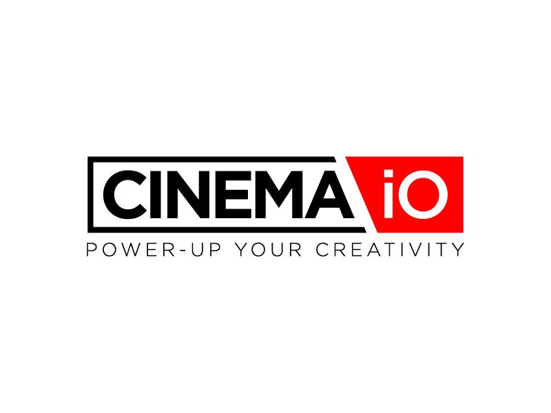 Cinemaio logo design by wongndeso