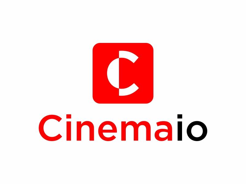 Cinemaio logo design by puthreeone
