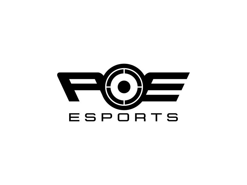AoE Esports logo design by ekitessar