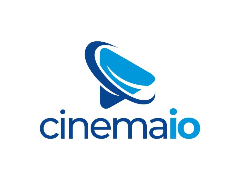 Cinemaio logo design by cikiyunn