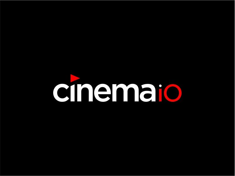 Cinemaio logo design by FloVal