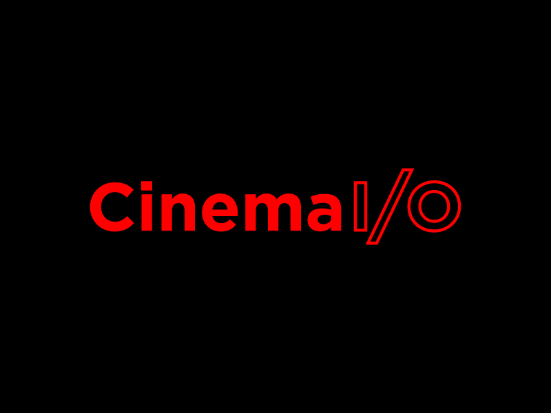 Cinemaio logo design by jonggol