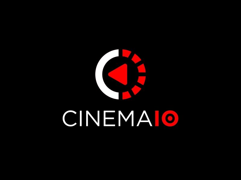 Cinemaio logo design by vuunex