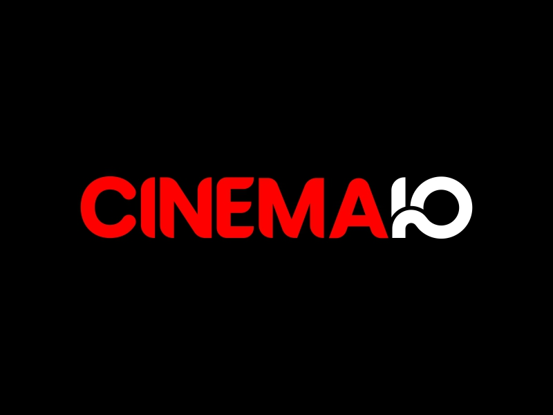 Cinemaio logo design by ekitessar