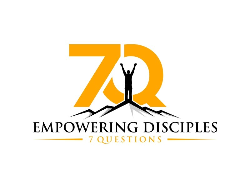 """Phrase included in  the logo: """"empowering disciples to make disciples"""" logo design by mutafailan"""