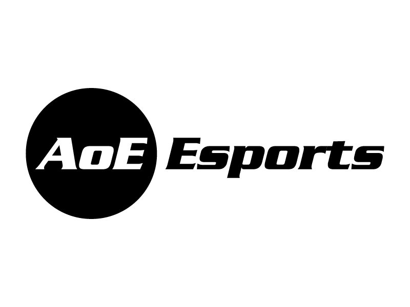 AoE Esports logo design by Creativeminds
