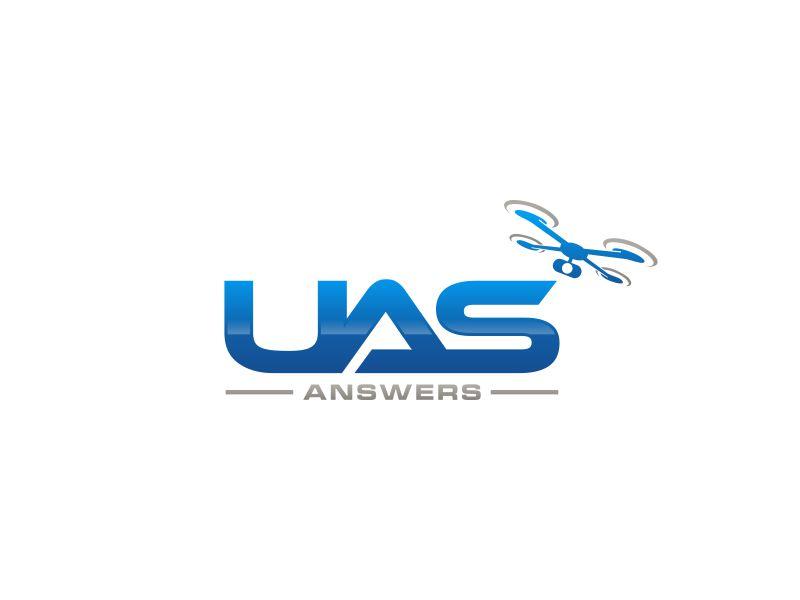 UAS Answers logo design by arturo_