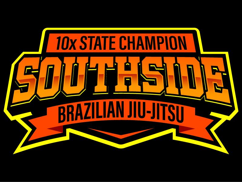SOUTHSIDE BRAZILIAN JIU-JITSU logo design by daywalker