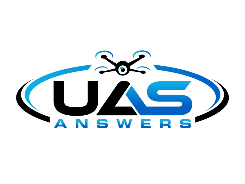UAS Answers logo design by ingepro
