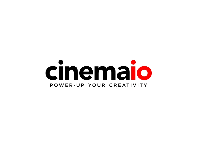 Cinemaio logo design by GemahRipah