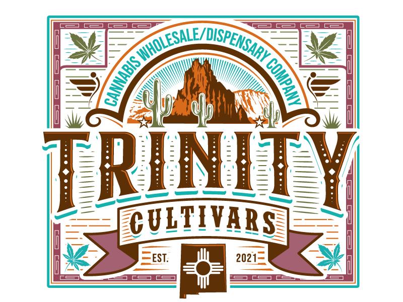 Trinity Cultivars Logo Design