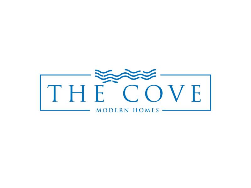 The Cove logo design by Erasedink