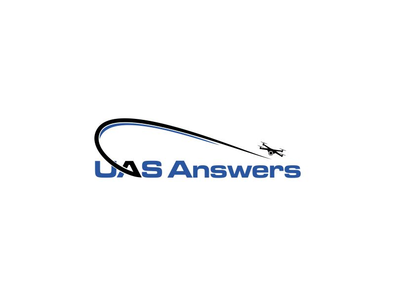 UAS Answers logo design by oke2angconcept