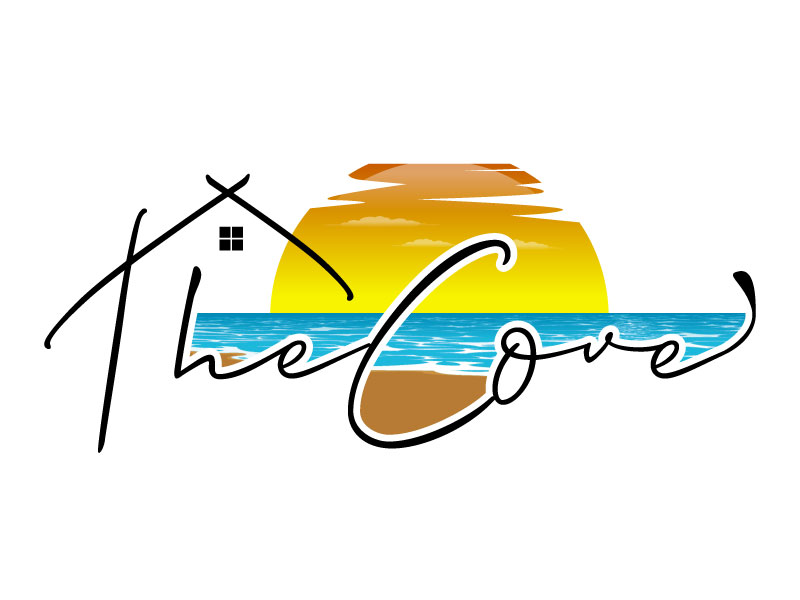 The Cove logo design by torresace