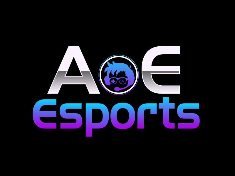 AoE Esports logo design by ElonStark