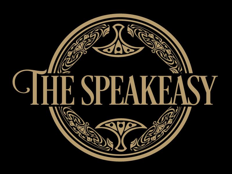 The Speakeasy logo design by ElonStark