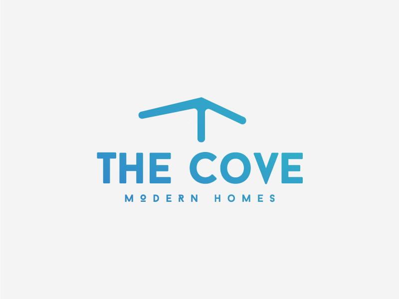 The Cove logo design by Sami Ur Rab