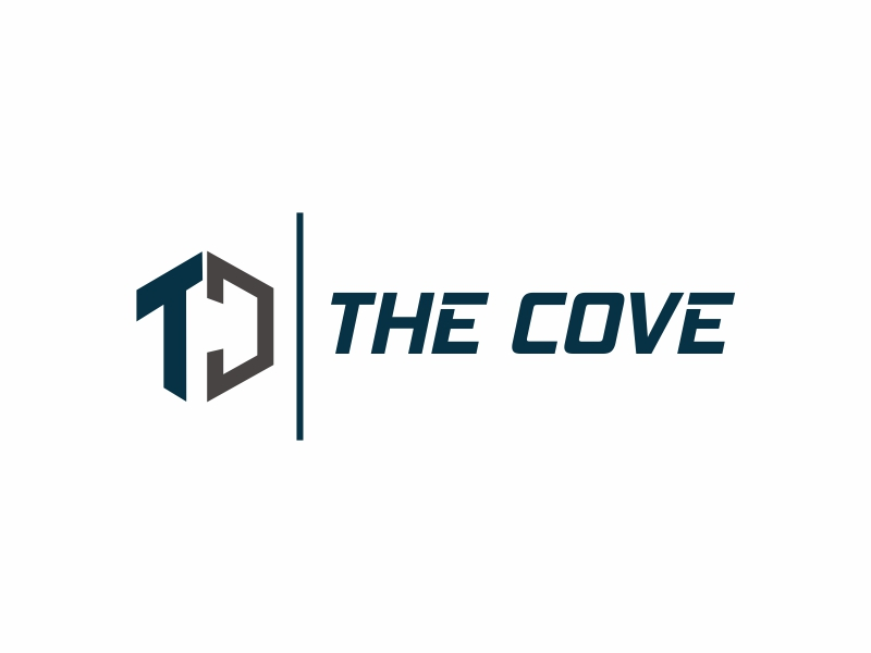 The Cove logo design by Greenlight