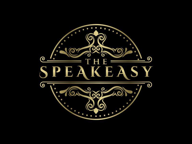 The Speakeasy logo design by oke2angconcept