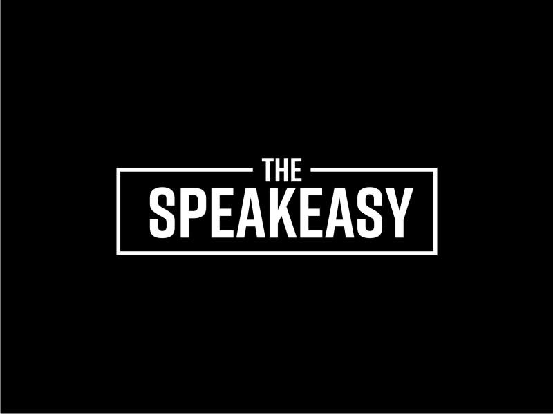 The Speakeasy logo design by Adundas