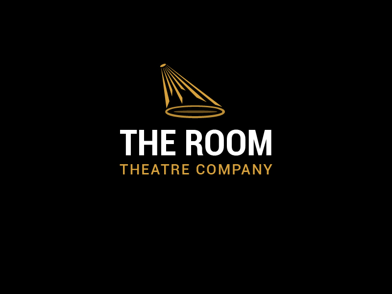 The Room Theatre Company logo design by logy_d