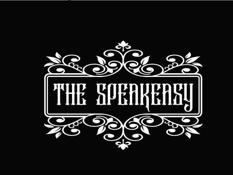 The Speakeasy logo design by aryamaity